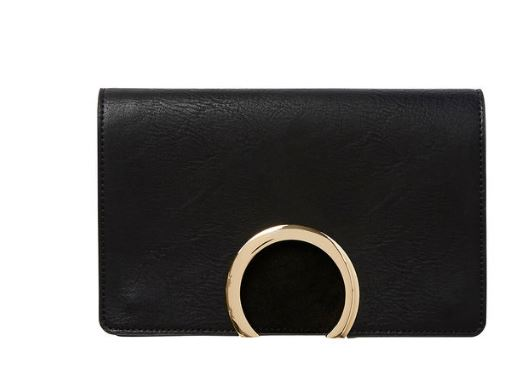 CARRIE CUT OUT CLUTCH DETAILS $59.95