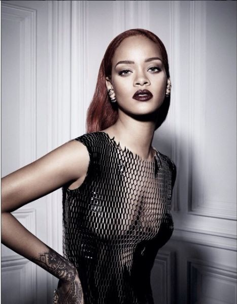 Source: Badgalriri/Instagram