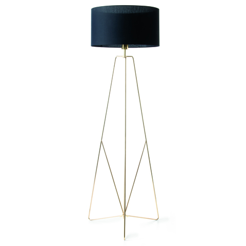 Theres many adaptions of the floor lamp pick a shape that suits the theme of your home for example this kmart floor lamp suits a home with an elegant