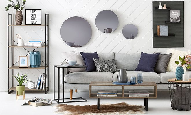 10 must haves from kmart s latest range the merry go round for Living room furniture ranges